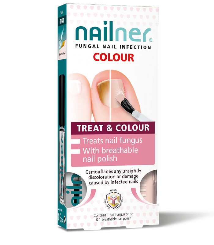 Nailner Treat & Colour packshot