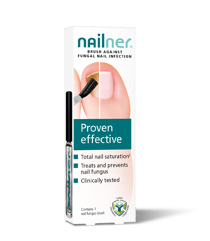 Nailner Brush packshot